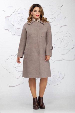 Женское пальто Ивелта плюс 886