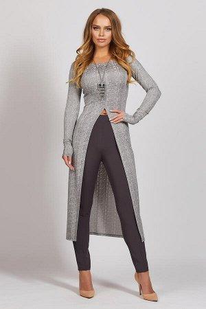 0127 БРЮКИ Длина брюк измеряется по линии бока от талии до низа изделия и для всех предлагаемых размеров составляет 93 см. Ткань костюмная «Пикачу» гладкокрашенная. Состав: полиэстер 95%, эластан 5% .