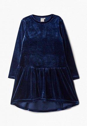 Платье трикотаж - длинный рукав