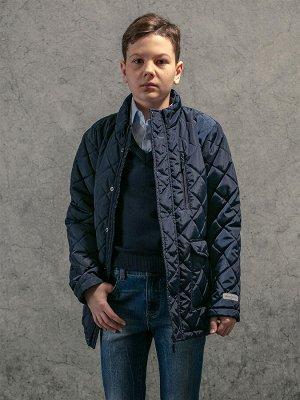 Куртка текстильная для мальчиков (140-68-60)