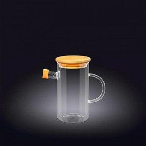 WILMAX Thermo Glass Емкость для масла 450мл WL-888966A