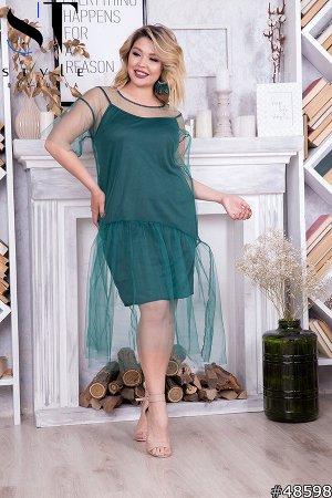 Платье 48598