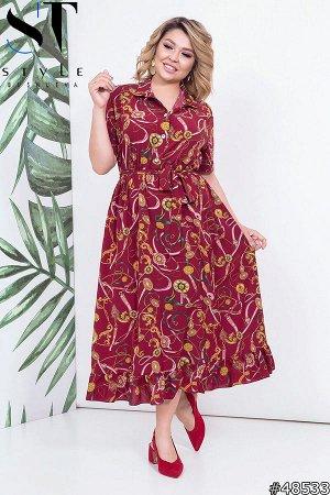 Платье 48533
