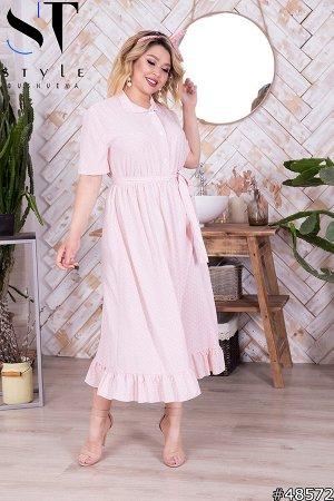 Платье 48572