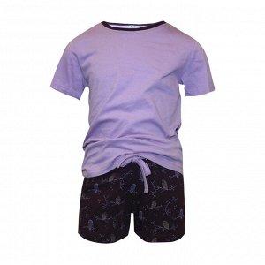 Пижама для девочек арт 11171
