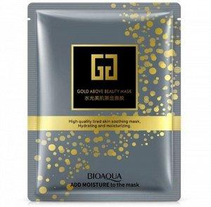BIOAQUA Золотая маска-салфетка для лица, 30г