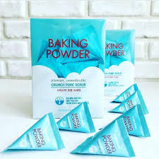 Etude House Baking Powder Crunch Pore Scrub  Скраб для лица     24шт * 7 гр