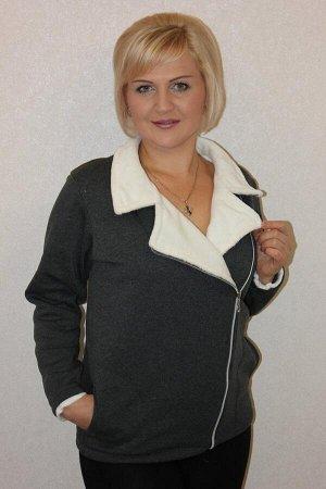 Куртка косуха Пэ100% футер 3-х нитка