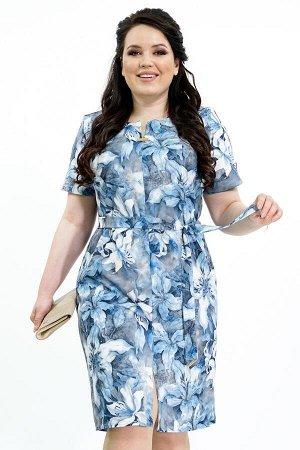 Платье-7644