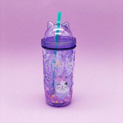 (20118)Подарки от единорога-20 — Тамблеры — Посуда для напитков