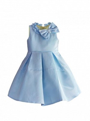 Платье Zoe Flower ZF161 blue