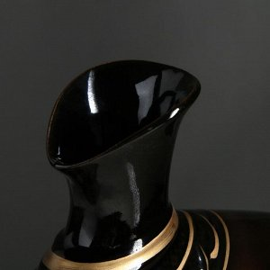 "Ваза настольная ""Тикорам"" 29 см. керамика"