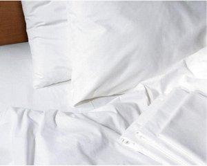 Наволочка Бязь белая,100% хлопок. Плотность ткани 142 г/м2