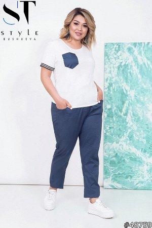 Костюм  48759 (футболка+брюки)