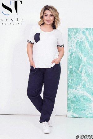 Костюм  48758 (футболка+брюки)