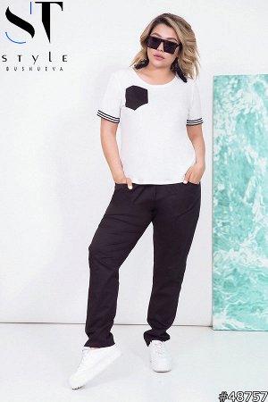 Костюм  48757 (футболка+брюки)