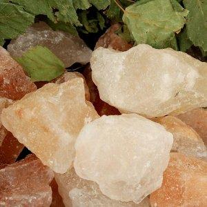 """Гималайская розовая соль """"Добропаровъ"""" с маслом апельсина, колотая, 50-120мм, 2 кг"""