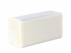 Полотенца бумажные для диспенсера Z-слож. 2-сл. (белые) 200 шт/упак КОНТИСС ТДК-2-200 Z