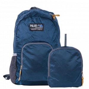 Рюкзак 28 х 43 х 13,В этот рюкзак вмещается все, что вам нужно. Содержит два боковых сетчатых кармана. Лямки регулируются по необходимой Вам длине. Аккуратно складывается  в карман размером 18 х 16 см