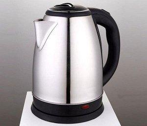 Чайник Чайник. 1,8 л . Корпус металл. Присутствует запах пластика, для его устранения необходимо прокипятить воду несколько раз.