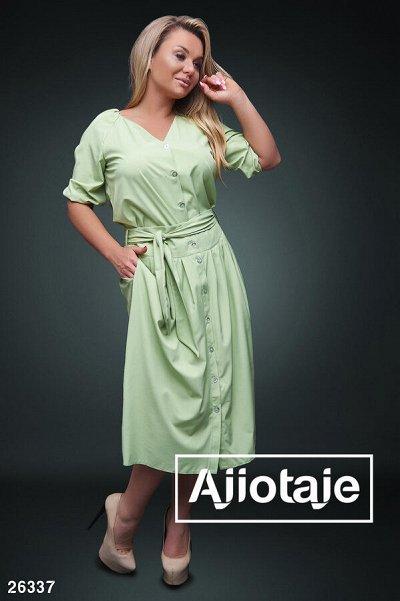 AJIOTAJE 2020  женская одежда  — Plus Size футболки  и др.одежда — Платья