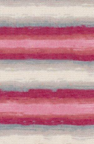 Пряжа для вязания Ализе Bahar batik (100% мерсеризированный хлопок) 5х100г/260м цв.5512