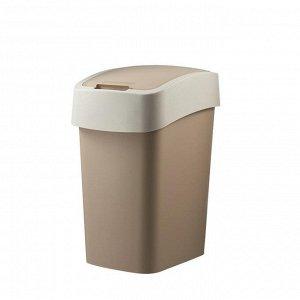Ведро пластиковое для мусора 25