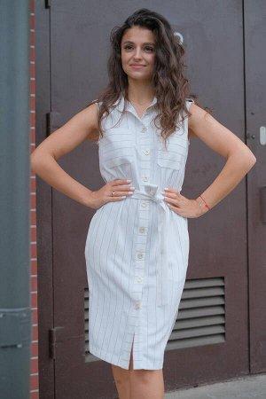 Платье Платье Pur Pur 01-720  Состав: Вискоза-68%; ПЭ-32%; Сезон: Лето Рост: 170  Платье-рубашка с коротким рукавом.