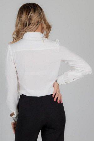 *Блузка с навесными петлями