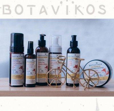 12 ЭКО косметика. Botavikos — 100 % Растительная косметика для мам и малышей — Все для купания