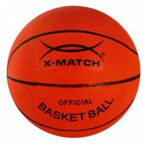 Мяч баскетбольный X-Match , размер 5