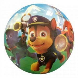"""Мяч """"Играем вместе"""" Щенячий патруль, ПВХ, 23 см . полноцвет, сетка"""