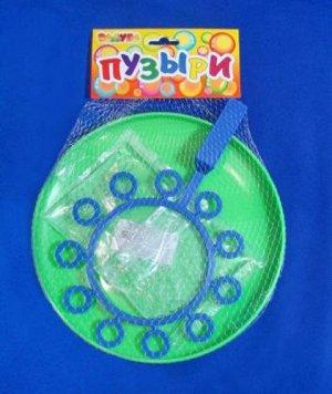 """Мыльные пузыри """"Радуга"""" Супер, в коробке"""