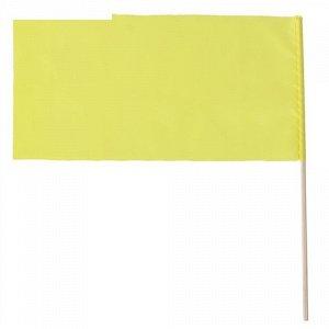 Флажок 20*40 см. L40 см. , цвет желтый