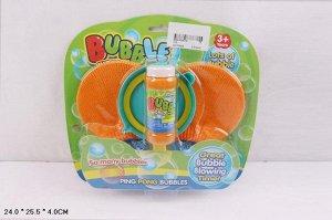 Эластичные мыльные пузыри (2 рукавички),24*25,5*4 см, блист.