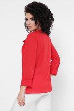Блуза Constance BZ-1772B красный