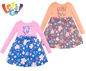 8127 Платье для девочки