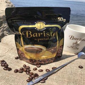 """Кофе натуральный сублим. """"Бариста"""" Special, 50г."""