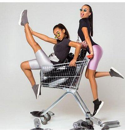 DF- Спортивная одежда(для прогулок,спорта,моря)17+Распродажа — Капри,велосипедки, шорты — Шорты и юбки