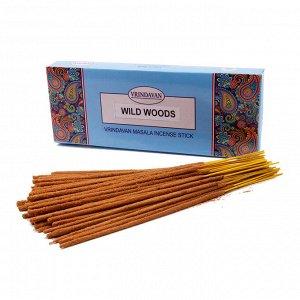 Благовония весовые уп-100гр премиум WILD WOOD Примята упаковка масала EXTRA Афродезия