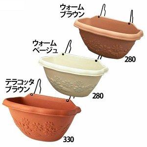 Горшок садовый 28*27 см