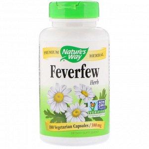 Nature&#x27 - s Way, Пиретрум, 380 мг, 180 вегетарианских капсул