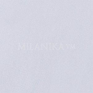 Белая трикотажная наволочка (набор 2 шт.)