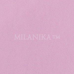 Светло-лиловая трикотажная наволочка (набор 2 шт.)