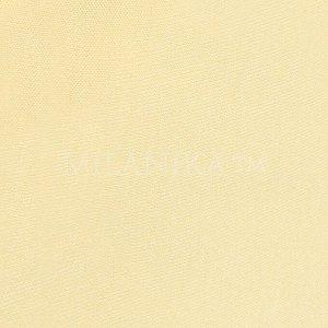 Светло-желтая трикотажная наволочка (набор 2 шт.)