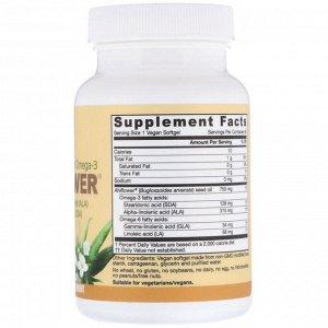 Jarrow Formulas, Ahiflower Oil, 750 mg, 60 Vegan Softgels