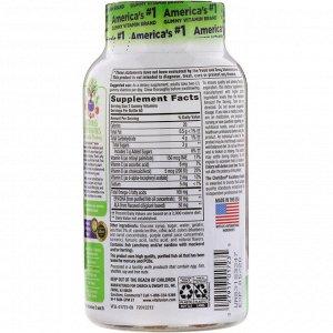 VitaFusion, Витаминный комплекс для взрослых с омега-3-полиненасыщенными жирными кислотами, ЭПК/ДГК (EPA/DHA), 120 жевательных пастилок