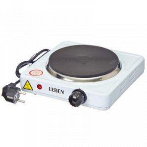 Плитка электрическая одноконфорочная 1000Вт диск