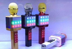 Мобильный караоке-микрофон WSTER WS-1828
