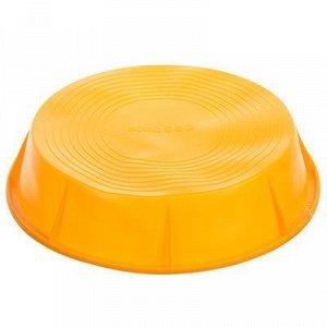 Форма для выпечки силиконовая круглая